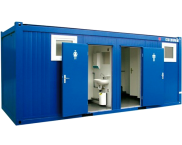 Sanitary containers