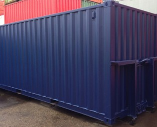 20FT SHIPPING CONTAINER WITH HOOK LIFT SYSTEM (FIRST TRIP) (2)