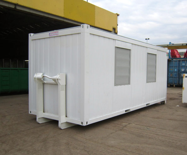 New Office Container 20ft With Hook Lift System Ctx