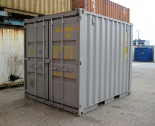 10FT SHIPPING CONTAINER (FIRST TRIP) (4)
