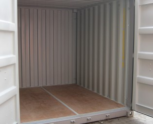 10FT SHIPPING CONTAINER (FIRST TRIP) (5)