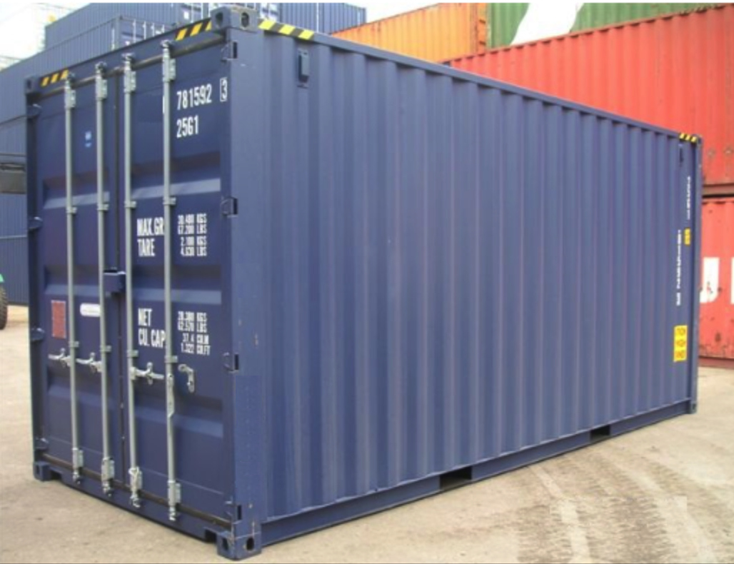 20ft high cube shipping container first trip products for Container conteneur