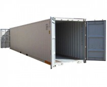 40FT DOUBLE DOOR CONTAINER (FIRST TRIP)