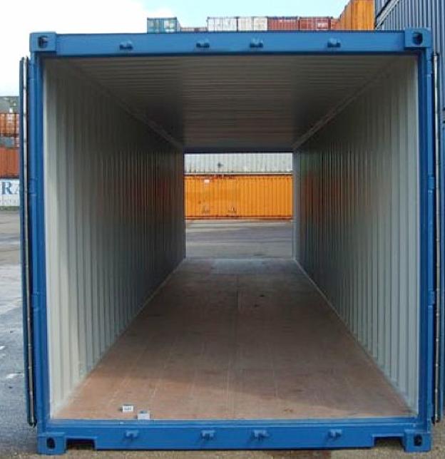 conteneur maritime premier voyage double porte de 40 pieds produits mechanic international. Black Bedroom Furniture Sets. Home Design Ideas