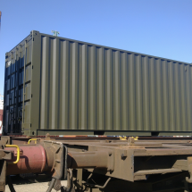 Containers for the army (1)