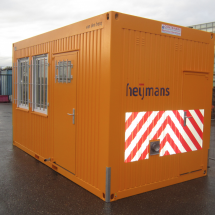Building site container (1)