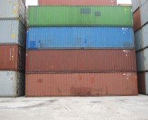 TWEEDEHANDS 40FT ZEECONTAINER (STD)