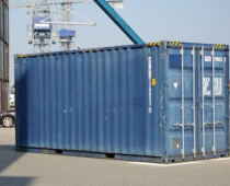 20FT HIGH CUBE SHIPPING CONTAINER (USED)