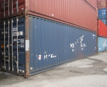 TWEEDEHANDS 40FT HIGH CUBE ZEECONTAINER