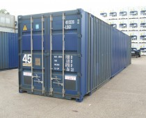 TWEEDEHANDS 45FT HIGH CUBE ZEECONTAINER