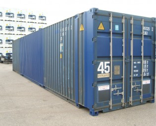 45FT HIGH CUBE SHIPPING CONTAINER (USED) (2)