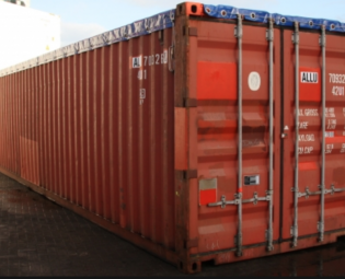 TWEEDEHANDS 40FT OPEN TOP ZEECONTAINER (2)