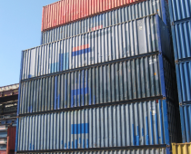 TWEEDEHANDS 40FT HIGH CUBE PALLET WIDE ZEECONTAINER