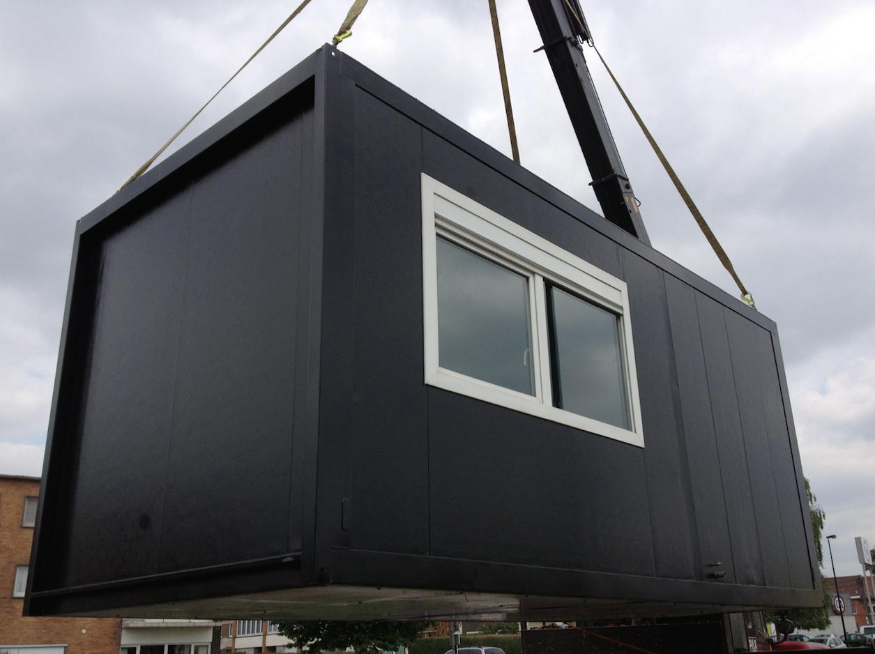 Container verkoop kantoor onze referenties mechanic international - Thuis container verkoop ...