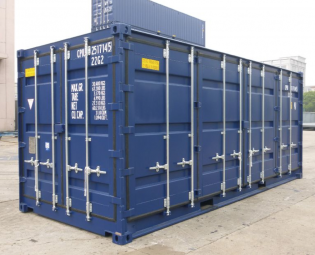 20FT OPEN SIDE SEA CONTAINER (3)