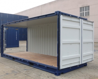 20FT OPEN SIDE SEA CONTAINER (6)