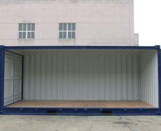20FT OPEN SIDE SEA CONTAINER (9)