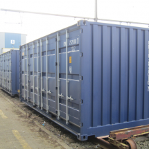 20FT Open side container (MI-6)