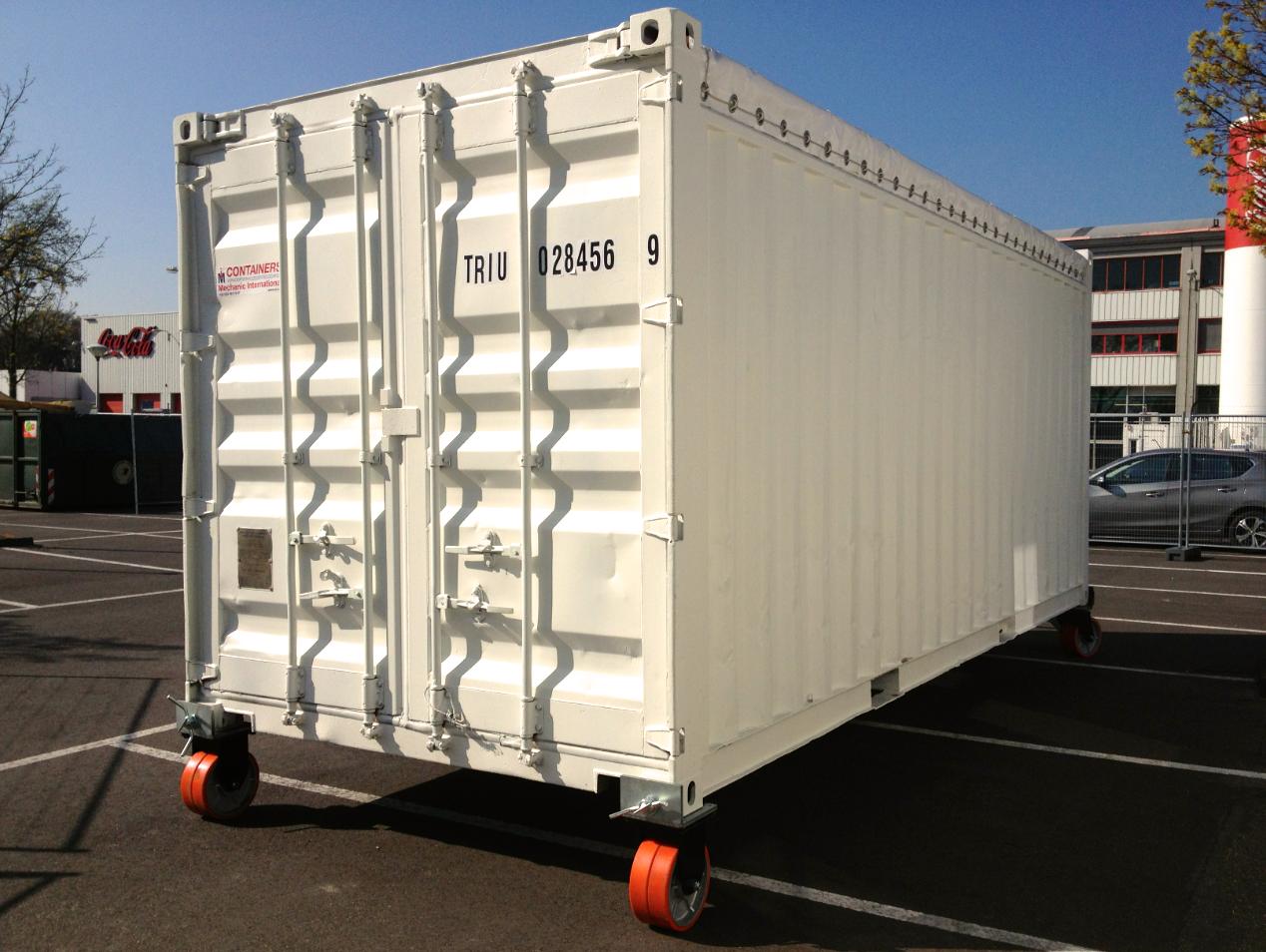 Container wielen