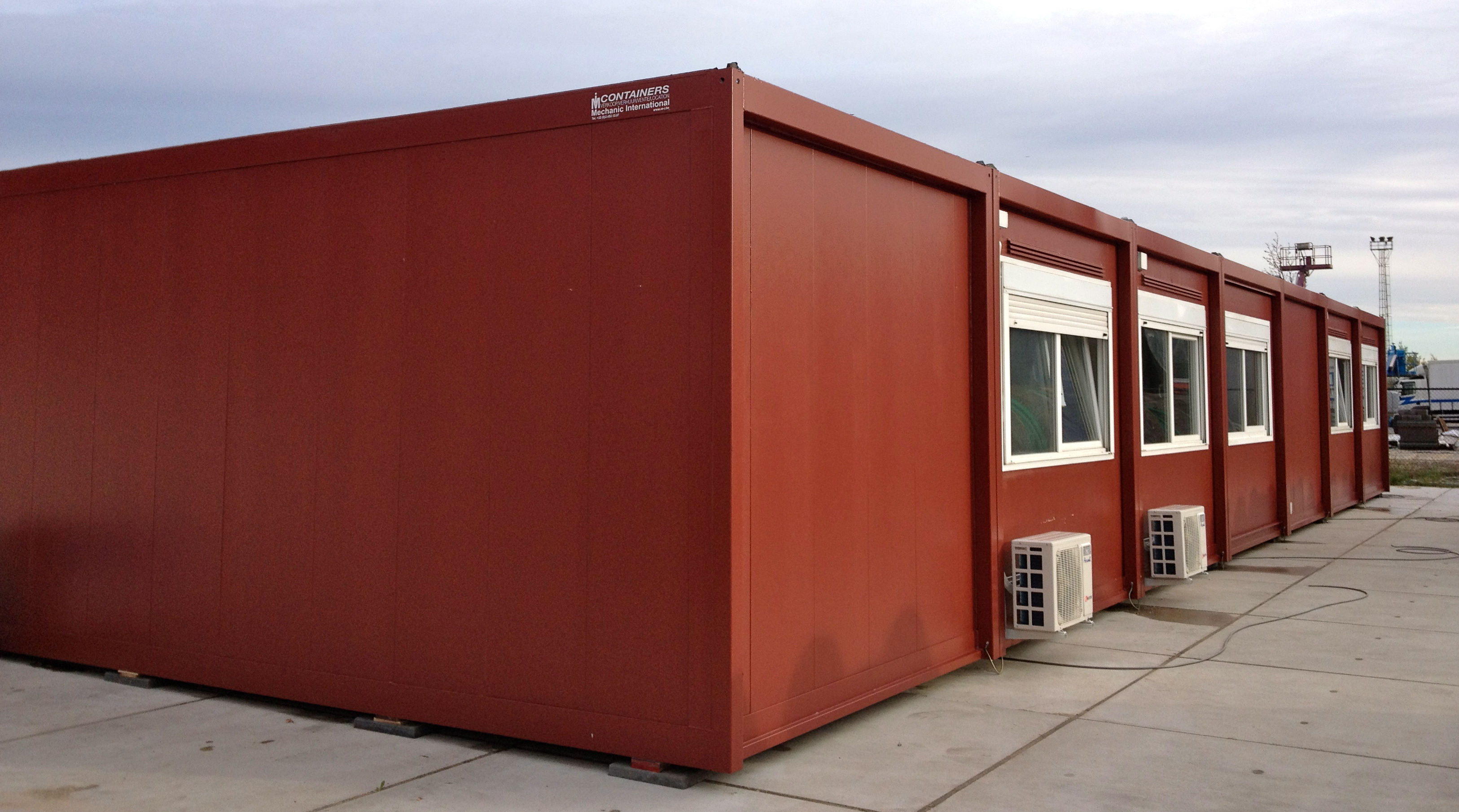 construction modulaire r f rences mechanic international. Black Bedroom Furniture Sets. Home Design Ideas