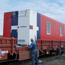 Container on a train (1)