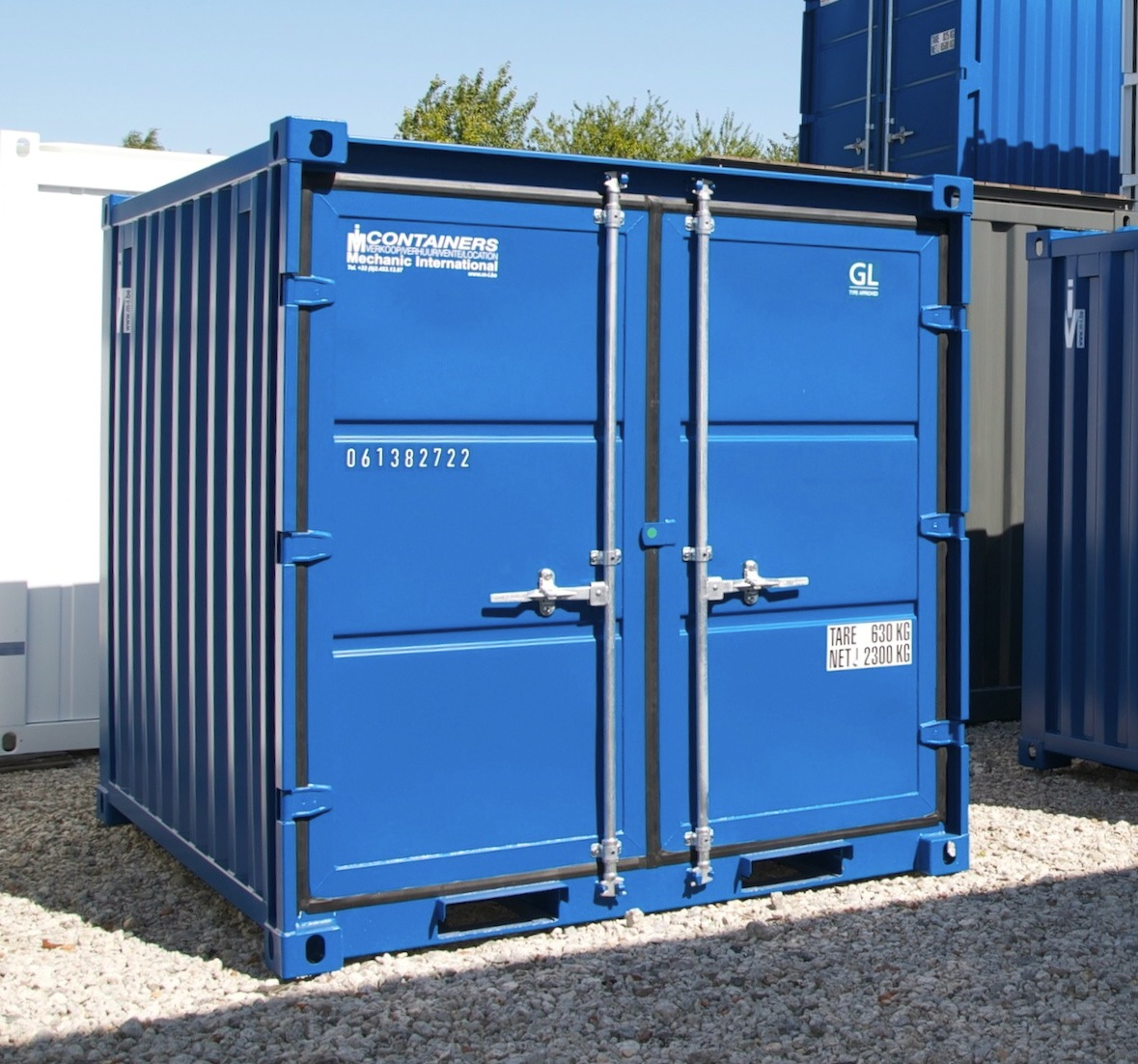 NEW STORAGE CONTAINER 8FT (CTX)