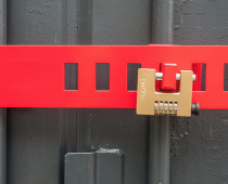 CONTAINERLOCK WITH SQUIRE  RECODABLE COMBINATION PADLOCK (1)