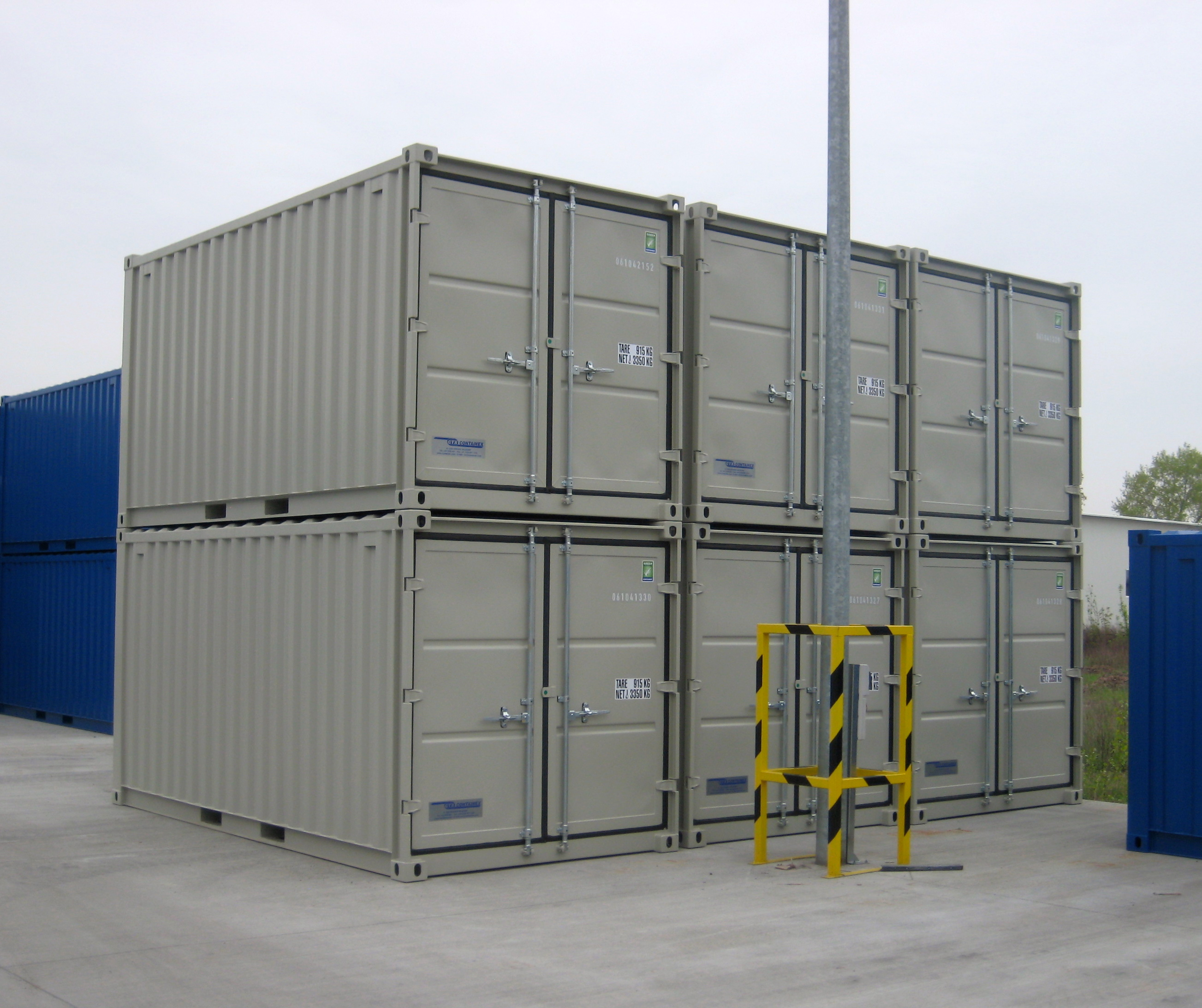 New Storage Container 15ft Ctx Products Mechanic