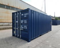 20FT QUICK ACCESS SHIPPING CONTAINER (FIRST TRIP)