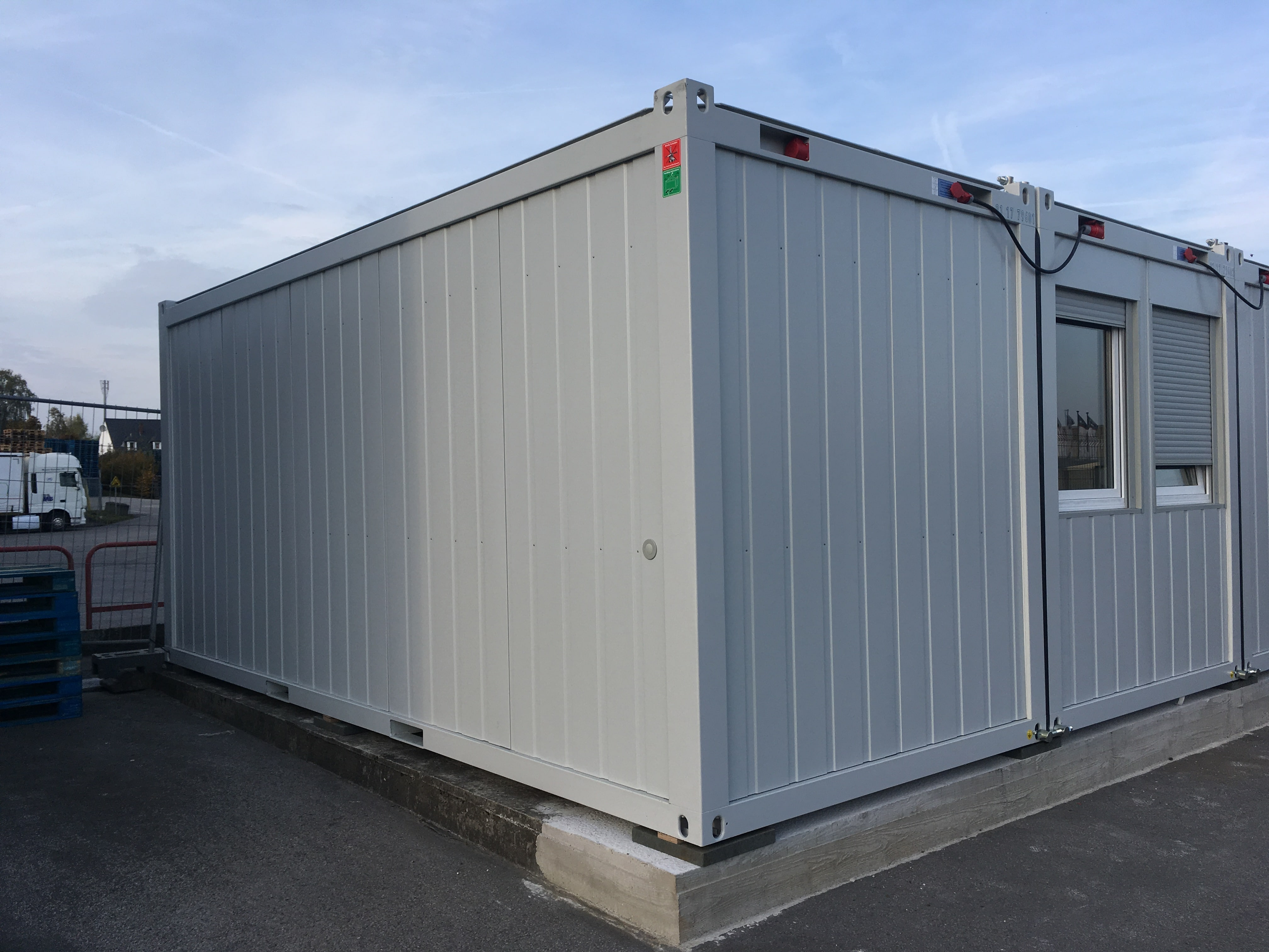 Mouvbox france conteneur container dry neuf bureau stockage