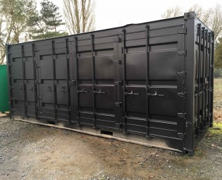 20FT OPEN SIDE SEA CONTAINER (13)