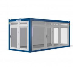 Showroom container (1)