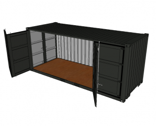 20FT OPEN SIDE STORAGE CONTAINER (1)