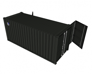 20FT OPEN SIDE STORAGE CONTAINER (2)