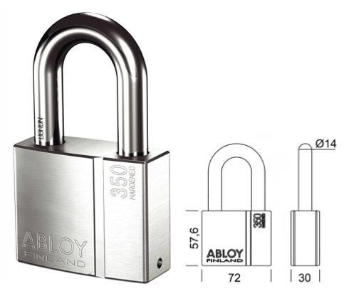 abloy protec padlock pl350 50 products mechanic international