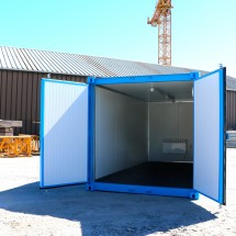 15FT storage container with PUR insulation (1)