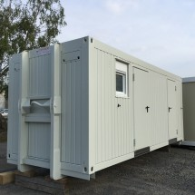 New 20FT sanitary container with hook lift system (1)