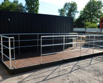 20FT TERRASCONTAINER