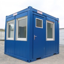 10ft guard container
