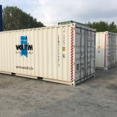 20ft shipping containers with logo