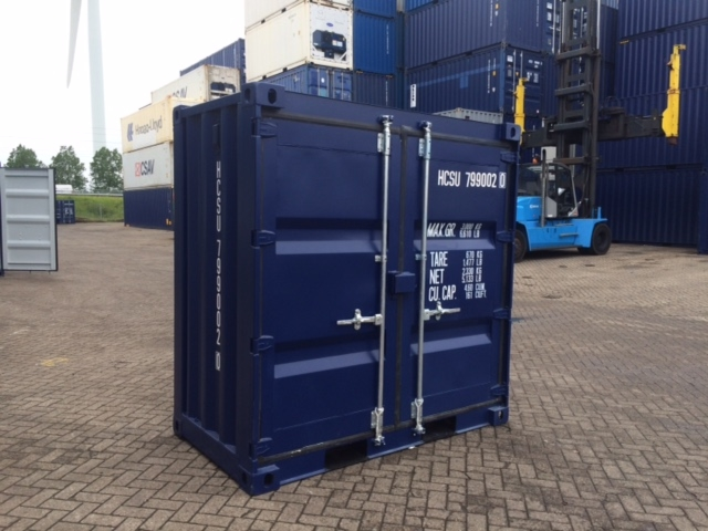 NEW 4FT STORAGE CONTAINER (STD) | Products | Mechanic International