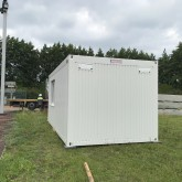 Office container 6x3m