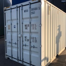 20ft High Cube worshop container