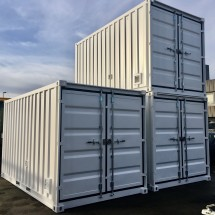 15ft container with interior