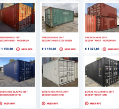 Containers in promotion