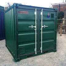 8ft environmental container